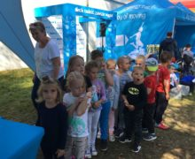 Kinder Sport Kids Day- Gumisie