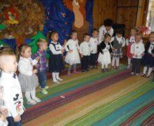 Pasowanie na przedszkolaka Biedronki