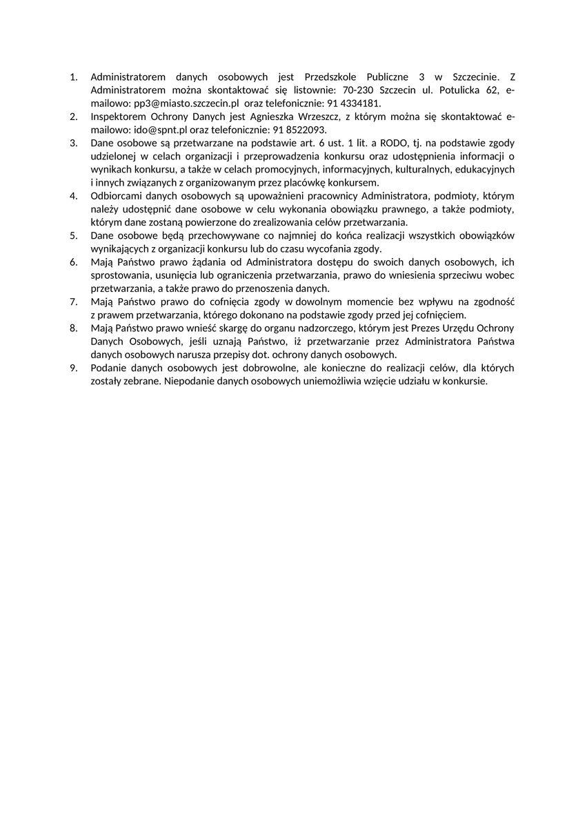 [Konkurs]_ zgoda i klauzula informacyjna 333-2