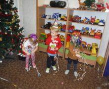 Zabawy karnawałowe w Biedronkach