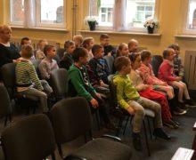 Gumisie na koncercie w Szkole Muzycznej